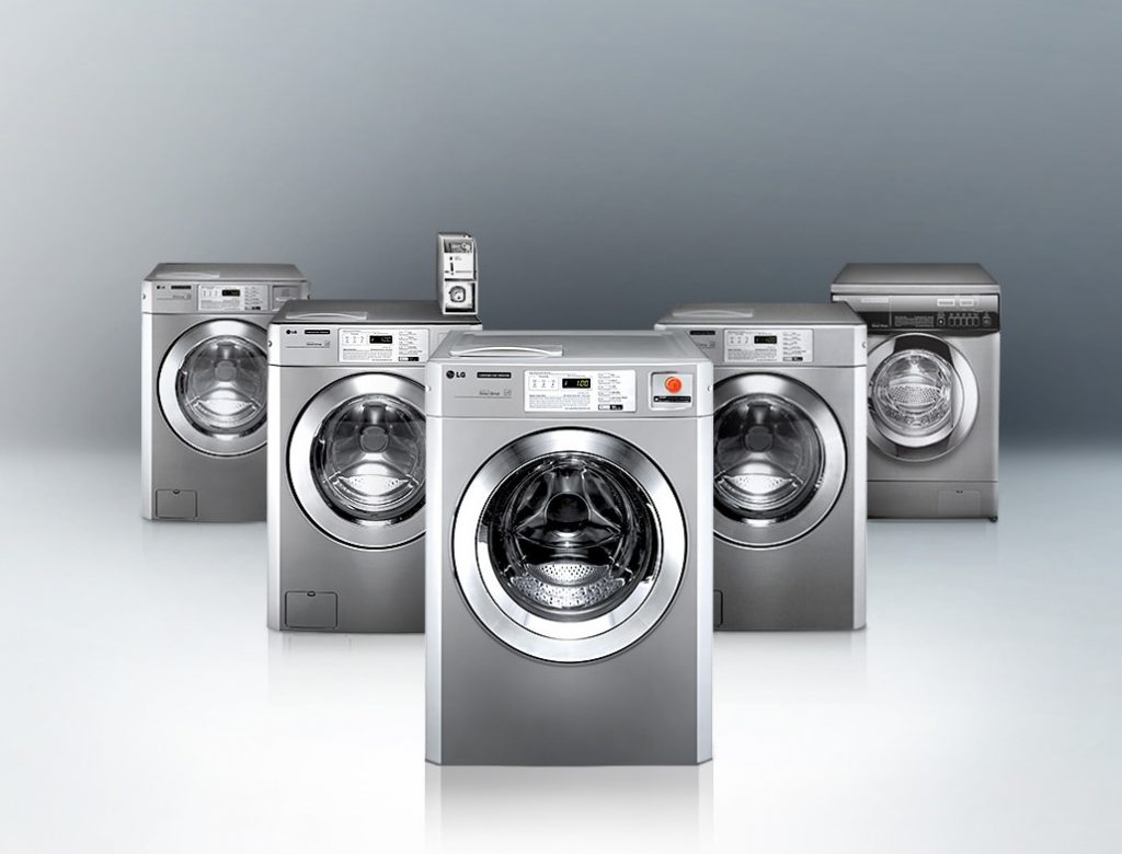 Multi-Housing Laundry Solutions | Summit Laundry Equipment on