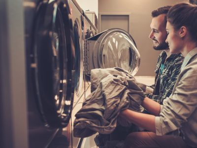 how to improve your laundry room